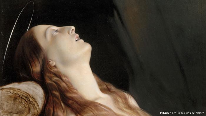 Delaroche Paul Hippolyte - Louise Vernet