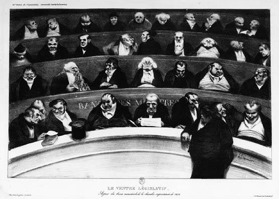 ventre législatif
