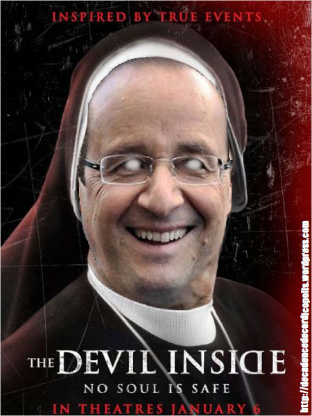 Montage Hollande Devil Inside