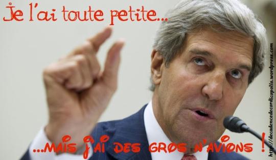 Montage Kerry avions
