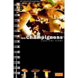 Kibby-Geoffrey-Les-Champignons-Livre-896524357_ML