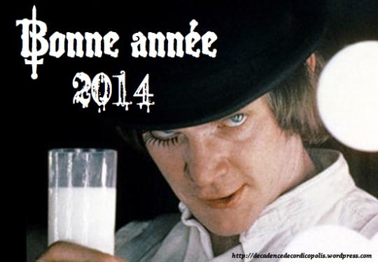montage Bonne année 2014