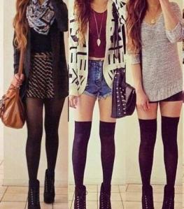 Montage tenue swag adolescente