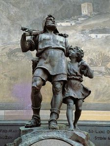 statue-de-guillaume-tell