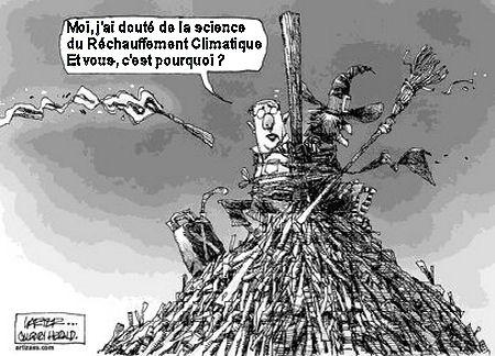 COP21 : Jamais l'hypocrisie n'aura atteint de tels sommets Sorciere