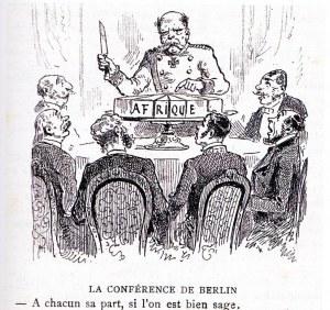 Conférence de Berlin - Draner
