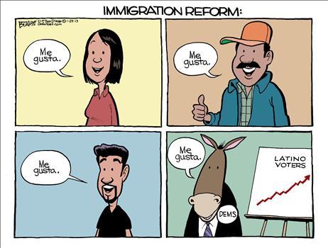 Stratégie immigrationniste