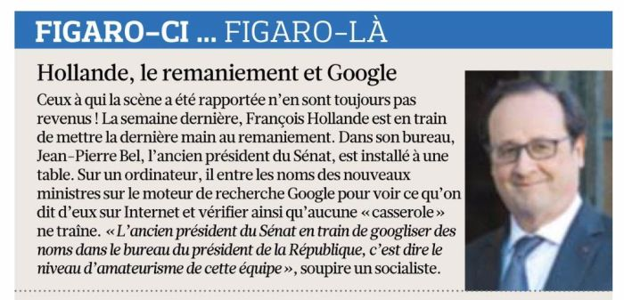 article Figaro 20-02-2106