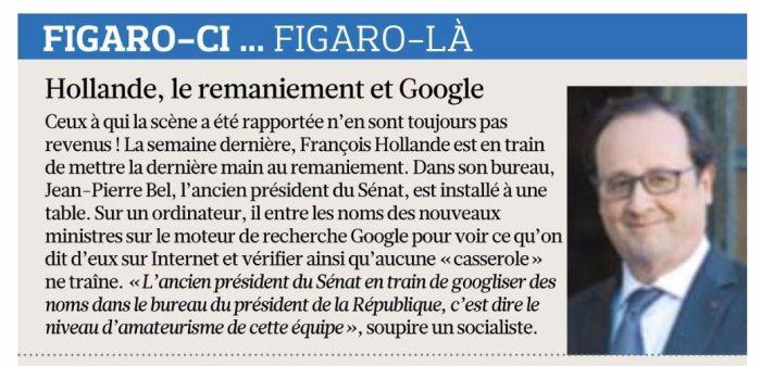article Figaro 20-02-2106
