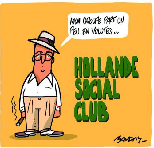 Hollande volutes