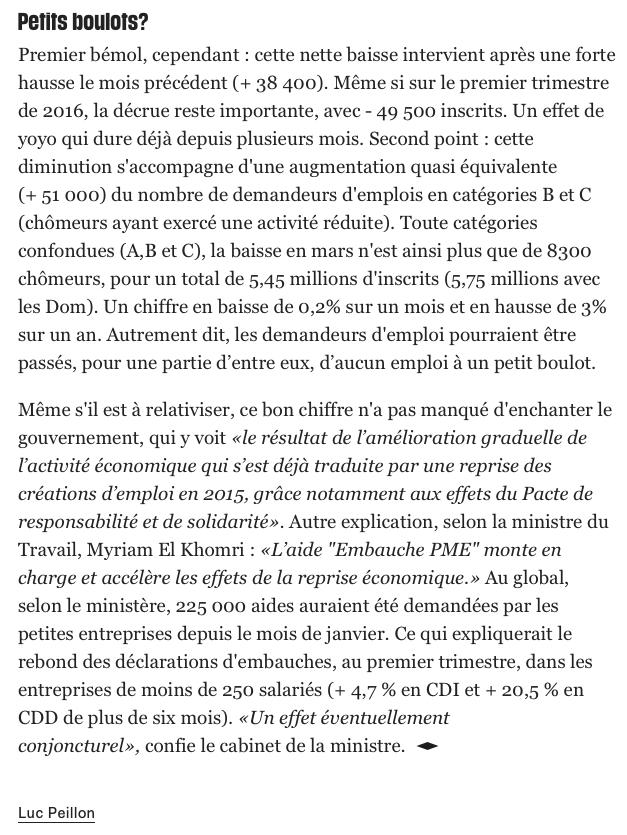 Trompe-l'oeil 2 Libération 26-04-2016