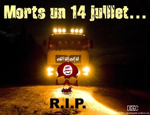 Morts un 14 juillet