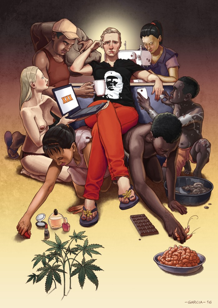 daniel-garcia-daniel-garcia-art-illustration-personal-slaves-capitalism-consumer-product-woman-man-fashion-food-porn5.jpg