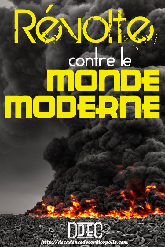 Révolte contre le monde moderne2