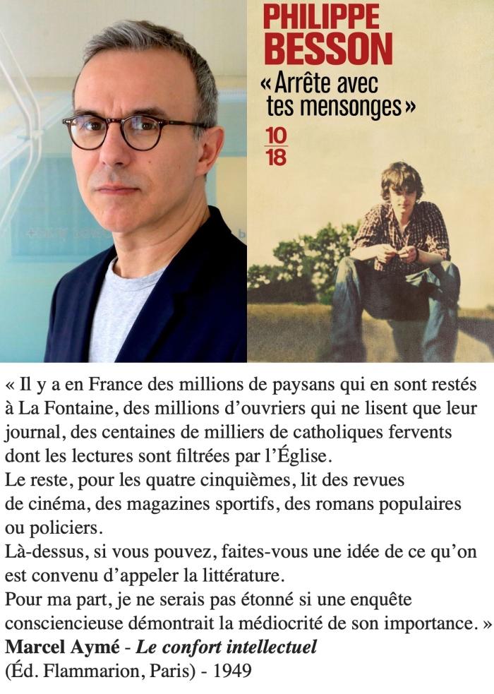 citation Marcel Aymé